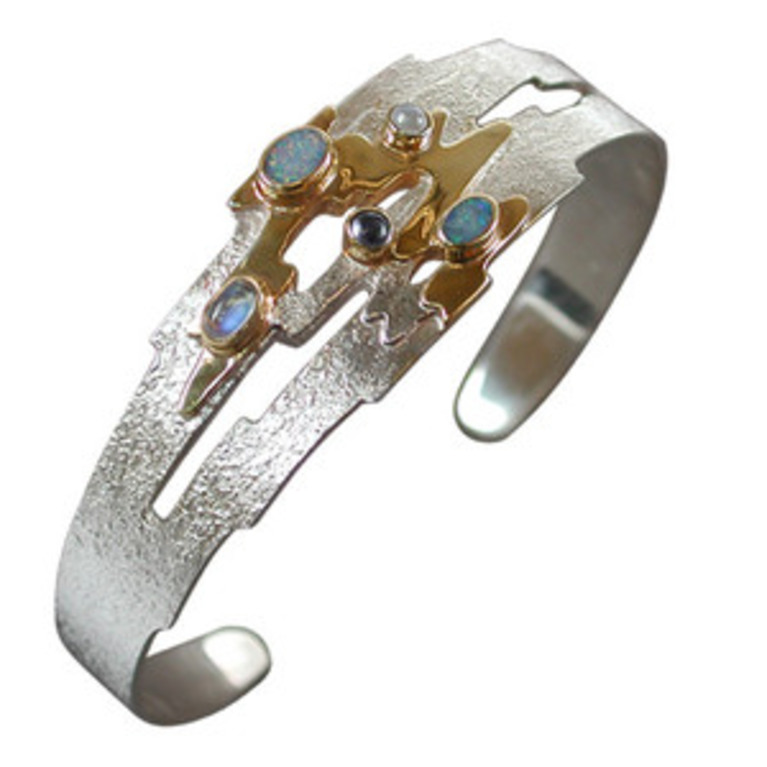 Paula Bolton Monet Bangle GPB016