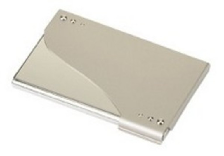 Studded Business Card Holder
